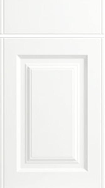 Tuscany Satin White Kitchen Doors
