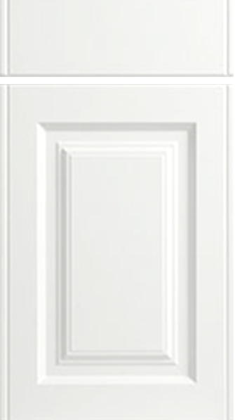 Tuscany Super White Ash Kitchen Doors