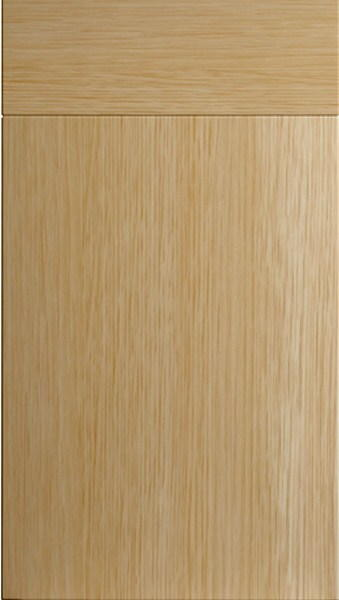 Venice Natural Oak Kitchen Doors
