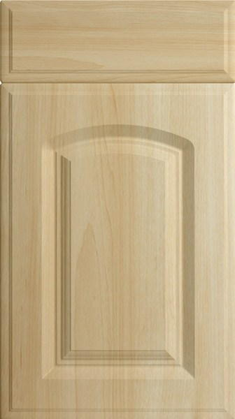 Verona Canadian Maple Kitchen Doors