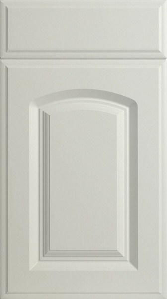 Verona High Gloss White Kitchen Doors