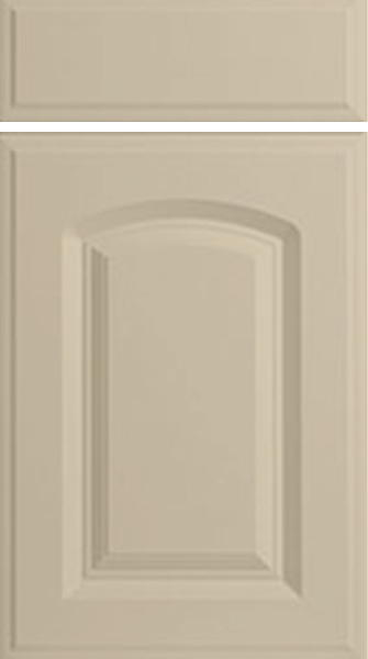 Verona Matt Mussel Kitchen Doors