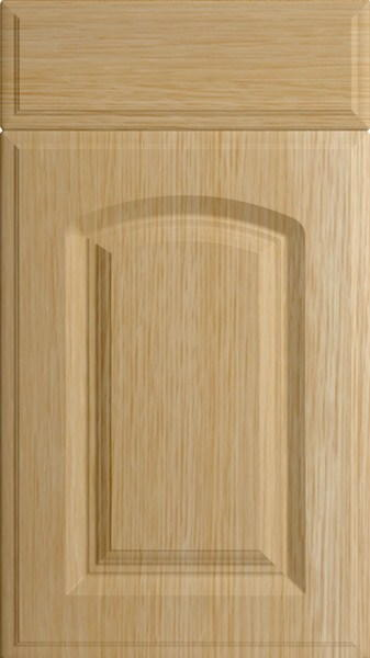 Verona Natural Oak Kitchen Doors