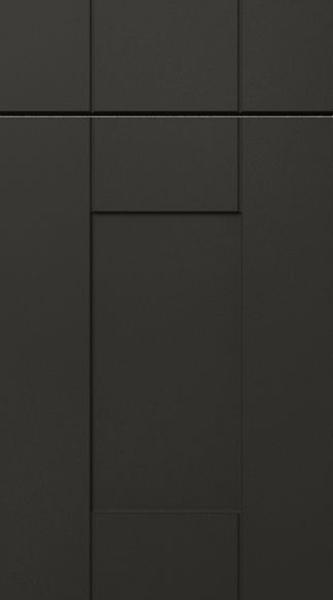 Warwick Matt Graphite Kitchen Doors