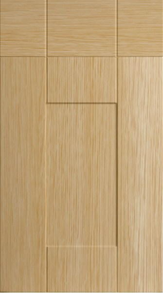Warwick Natural Oak Kitchen Doors