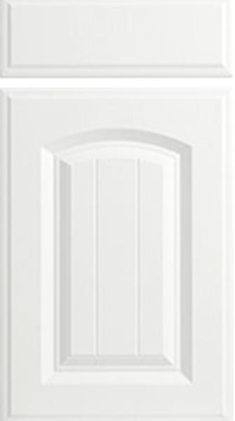 Westbury Super White Ash Kitchen Doors