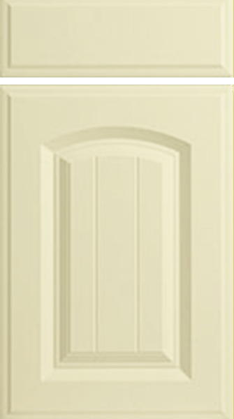 Westbury Vanilla Kitchen Doors