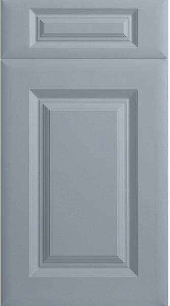 York Matt Denim Kitchen Doors