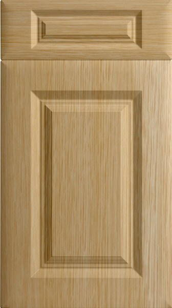 York Natural Oak Kitchen Doors