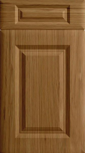 York Pippy Oak Kitchen Doors