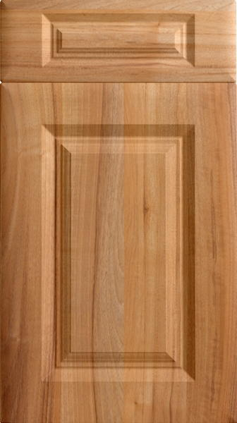 York Tiepolo Light Walnut Kitchen Doors
