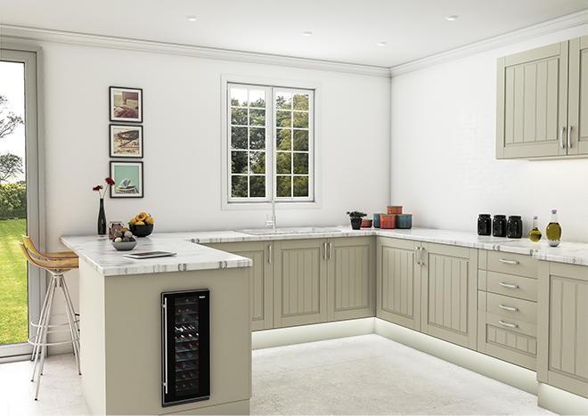 Newport Alabaster Kitchen Doors Made, Alabaster Kitchen Cupboard Doors
