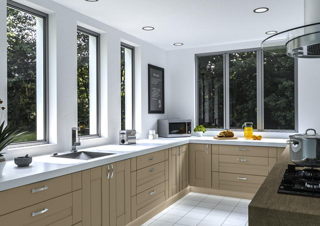 Warwick Matt Dakkar Kitchen Doors