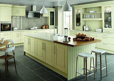 Surrey matt mussel kitchen doors from made to measure Kitchen design companies in surrey