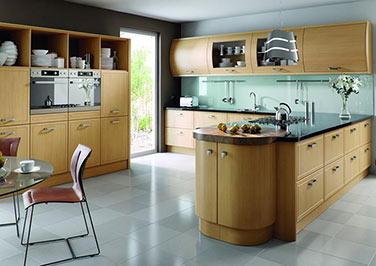 Euroline Matt Dakkar Kitchen Doors