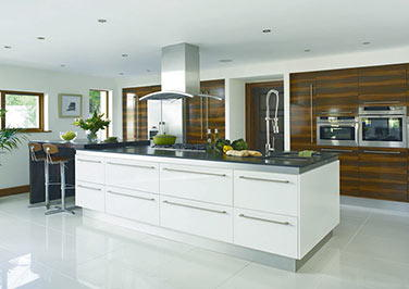 Venice Moldau Acacia Kitchen Doors