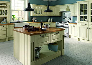 Westbury Lissa Oak Kitchen Doors