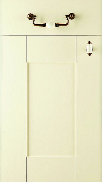 Ivory Kitchen Doors