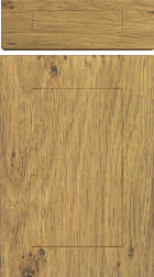 Berkeley Pippy Oak Kitchen Doors