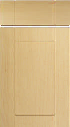Gresham Canadian Maple Kitchen Doors