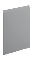 Lucente Matt Dust Grey Kitchen Doors