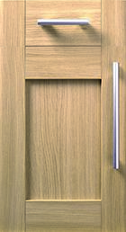 Ohio Oak Kitchen Doors