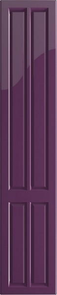 Amberley High Gloss Aubergine Bedroom Doors
