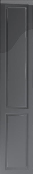 Buxted High Gloss Anthracite Bedroom Doors