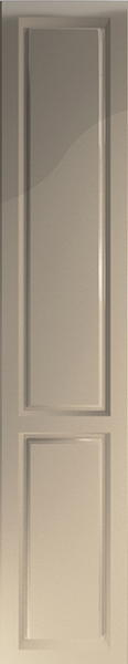 Buxted High Gloss Cappuccino Bedroom Doors