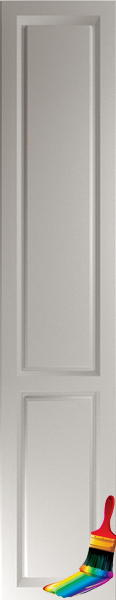 Buxted Paintable Vinyl Bedroom Doors