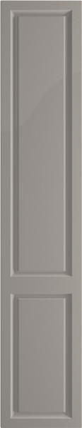 Fontwell High Gloss Stone Grey Bedroom Doors