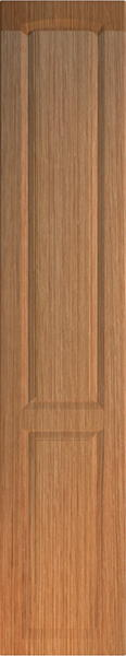 Hartfield Pippy Oak Bedroom Doors