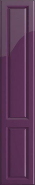 Midhurst High Gloss Aubergine Bedroom Doors