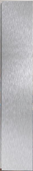 Ringmer Brushed Steel Bedroom Doors