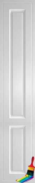 Ticehurst Paintable Vinyl Bedroom Doors