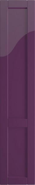 Washington High Gloss Aubergine Bedroom Doors