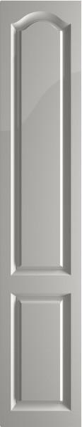 Westfield High Gloss Light Grey Bedroom Doors