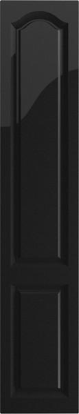 Westfield High Gloss Metallic Black Bedroom Doors