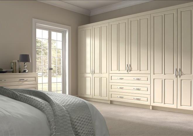 Amberley Beige Bedroom Doors Made To Measure From 2 99