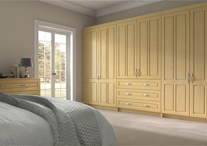 Amberley Montana Oak Bedroom Doors