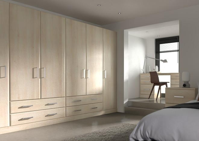 Brighton Acacia Bedroom Doors