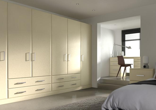 Brighton Cream Bedroom Doors