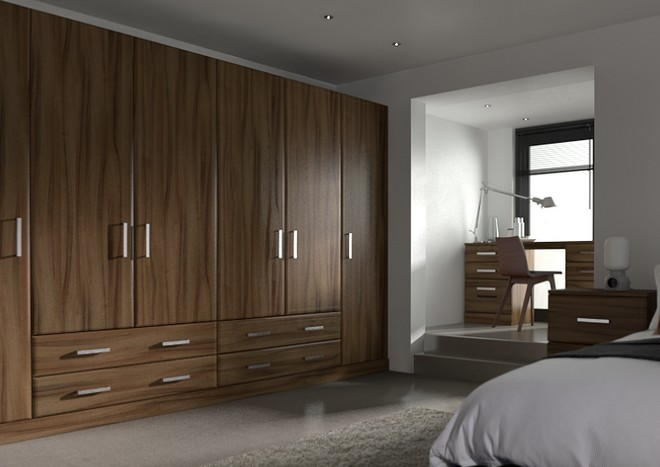 Brighton Medium Tiepolo Bedroom Doors