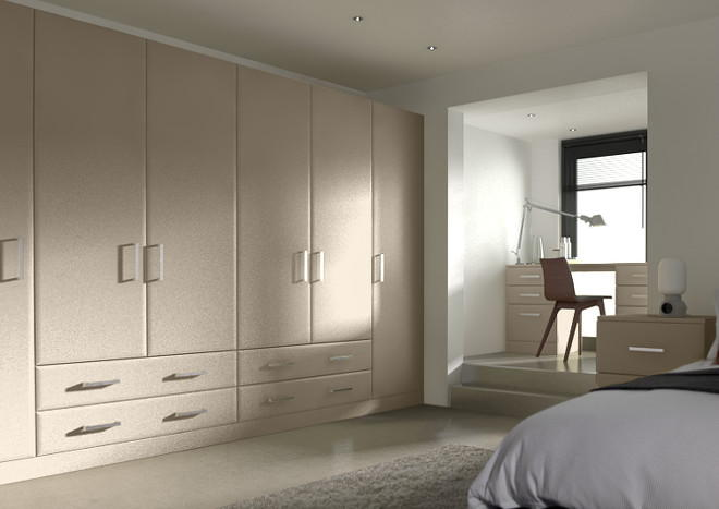 Durrington Legno Cashmere Bedroom Doors