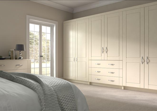 Fairlight Beige Bedroom Doors