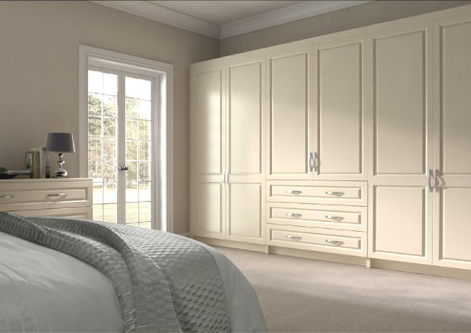 Fontwell Beige Bedroom Doors