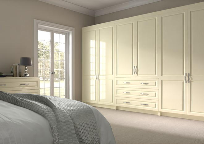 Fontwell Legno Ivory Bedroom Doors