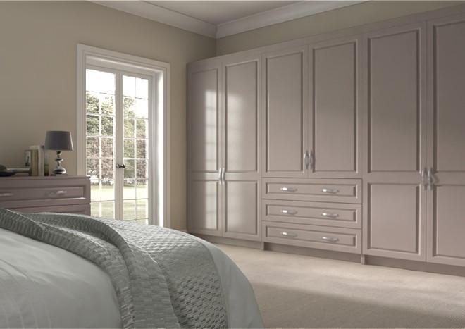 fontwell stone grey bedroom doors - Bedroom Doors