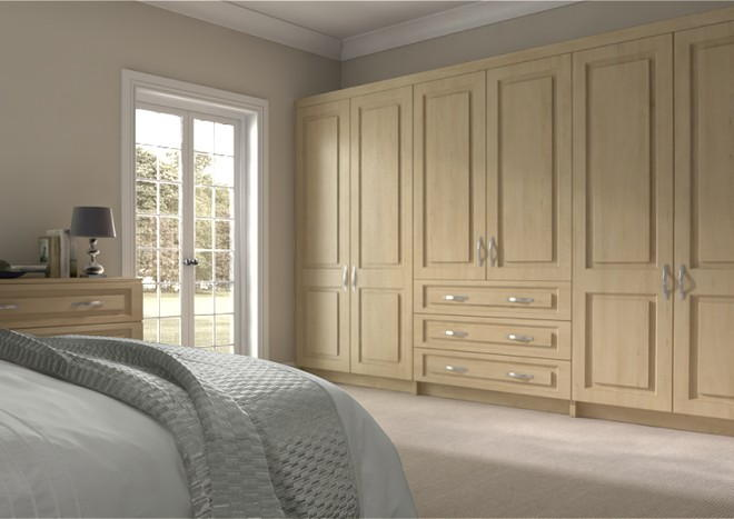 Goodwood Odessa Oak Bedroom Doors
