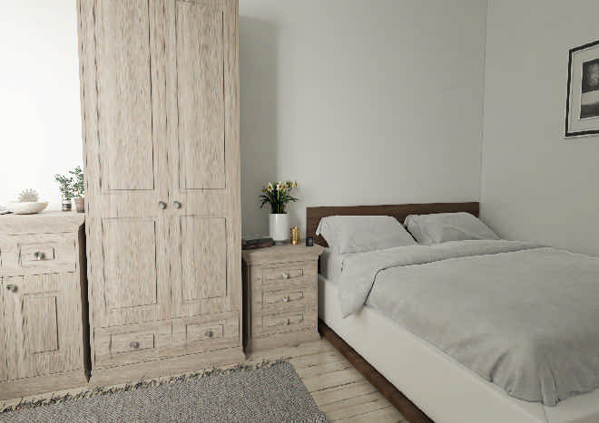 Goodwood Terra Bedroom Doors